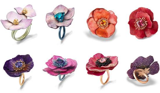 Fleurs Eternelles de la Maison Boucheron // Eternal Flowers by Boucheron