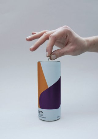 Packaging de canette