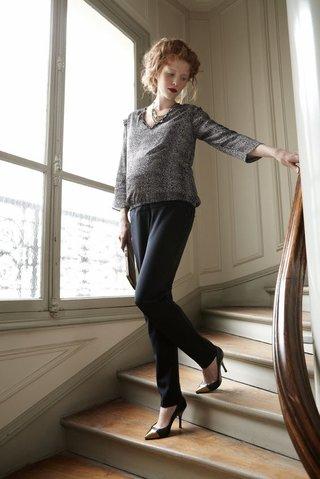 Véronique Delachaux Hiver 2013/14