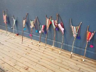 Atelier tissage (6-12 ans)