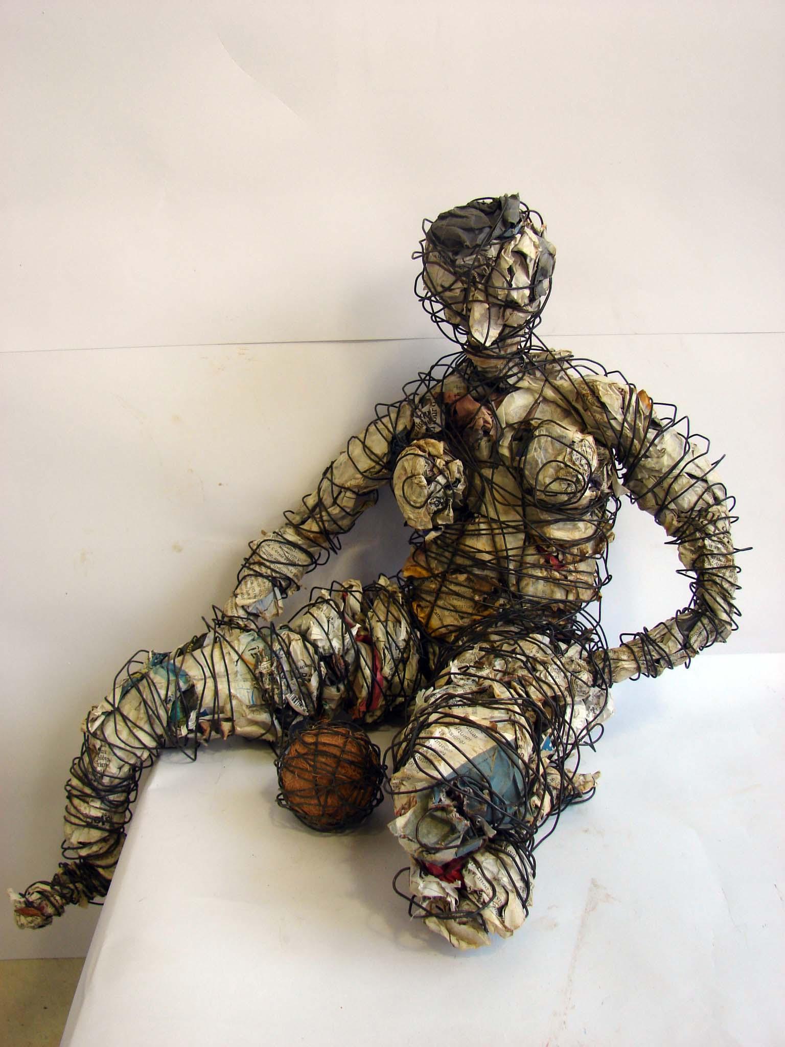 book de cyril lechevallierecodesign sculpture 2015 sculpture. Black Bedroom Furniture Sets. Home Design Ideas