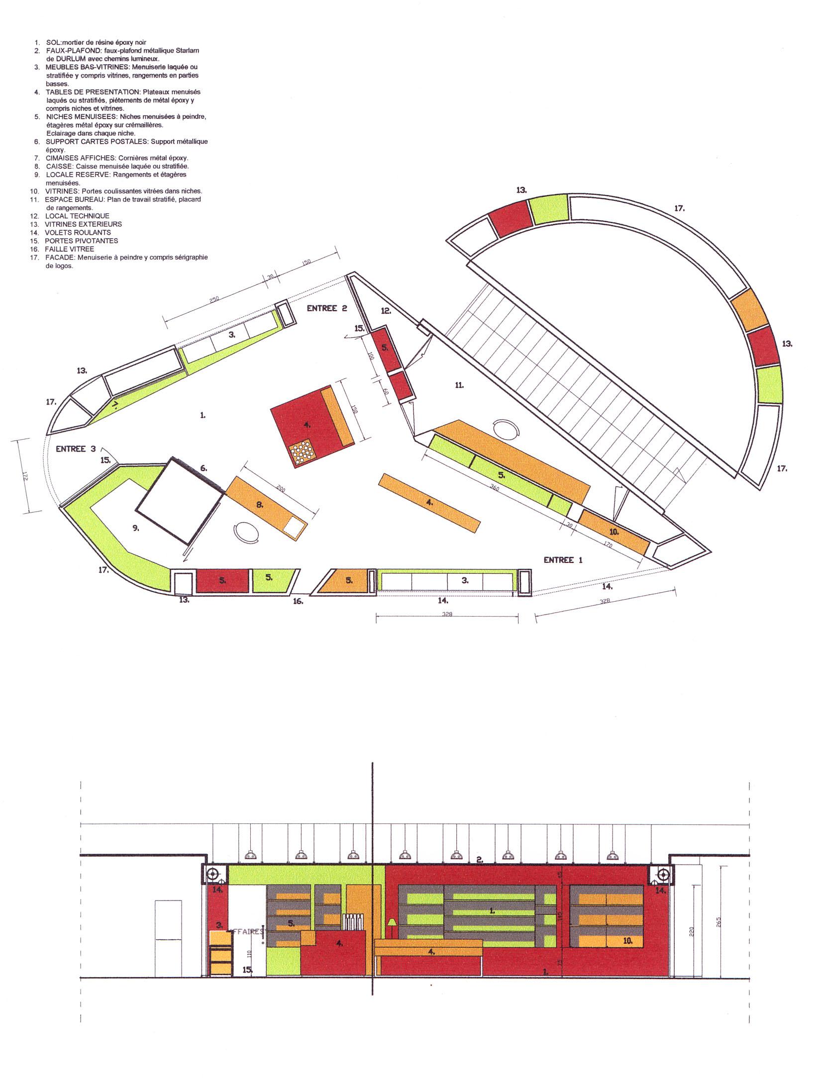 book de cyril lechevallierarchitecture commercial   2000 agence idem