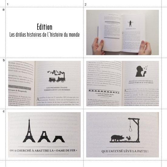 Bevorzugt Clémence De Malglaive : Portfolio : Illustration et mise en page UL19