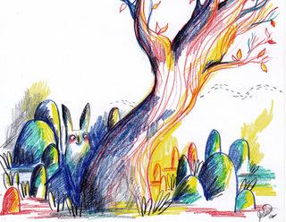 - arbre à lapin -