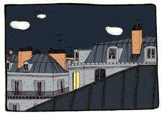 - Paris by night -