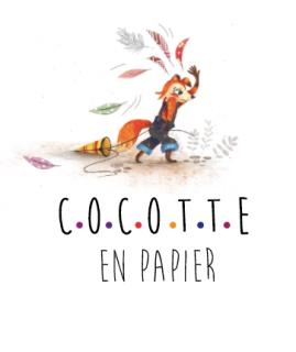 Ultra-book de cocotte en papier Portfolio