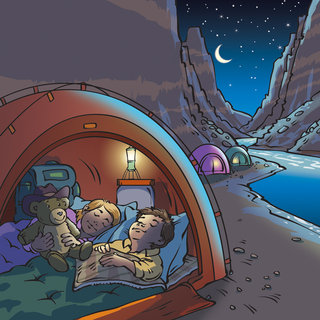 C.KELLY_TENT IN GRAND CANYON.jpg