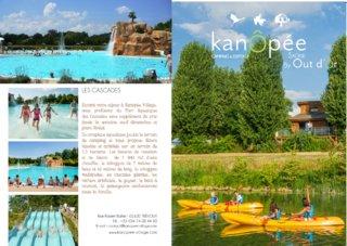 Brochure extérieur / Camping