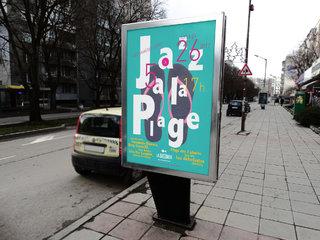Création d'une affiche / La basquaise