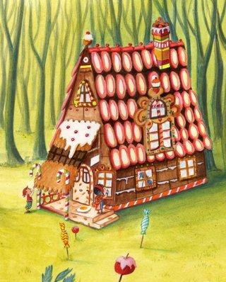 Hansel et Gretel ed. Tourbillon 2011