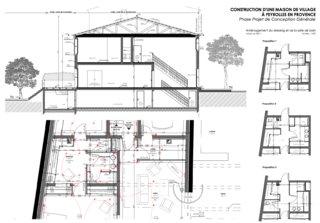 Rénovation d'une grand maison familiale
