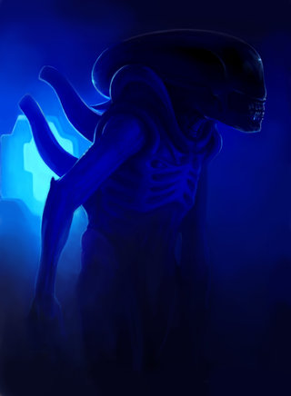 hunting Alien