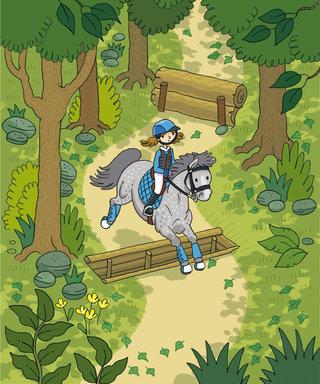 Mes docs Sport - j'apprends l'équitation 05