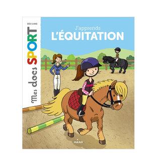 Mes docs Sport - j'apprends l'équitation 01