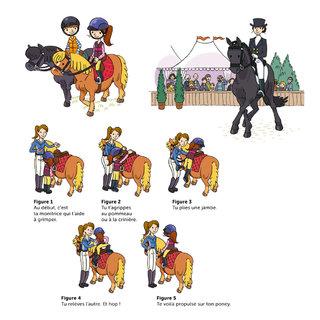 Mes docs Sport - j'apprends l'équitation vignettes