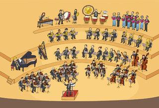 Mes Docs à coller - les instruments de musique 04