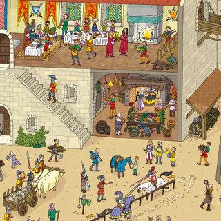 Sesame - Le château fort 06