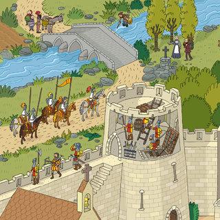 Sesame - Le château fort 05