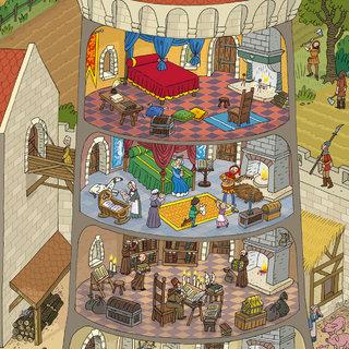 Sesame - Le château fort 04