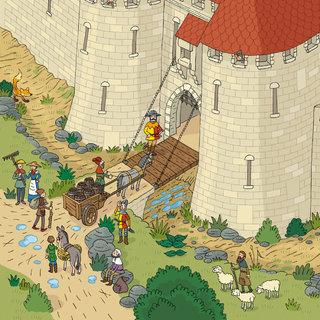 Sesame - Le château fort 03