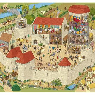 Sesame - Le château fort 02
