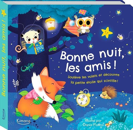 BONNE NUIT LES AMIS ! -Ed. Kimane