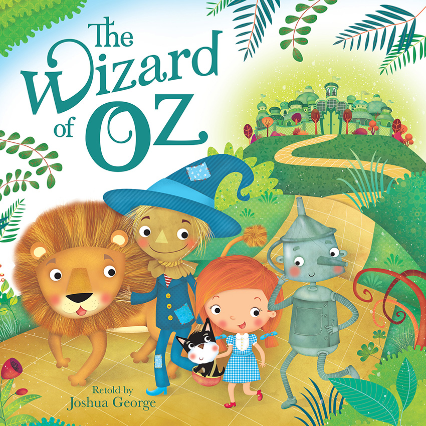 THE WIZARD OF OZ - Top That Publishing