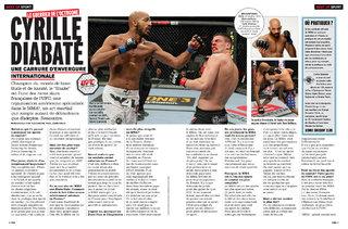 Sport MMA : Cyrille-Diabaté