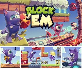 Block em