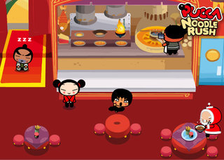 Pucca Noodle Rush (Bigben Interactive)