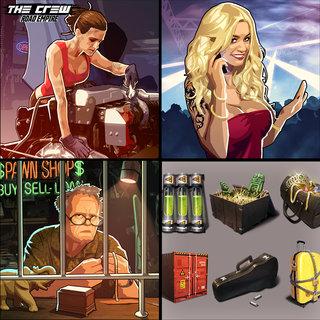 The Crew : Road Empire (Blacksheep Studio)