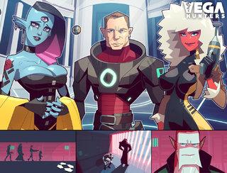 Vega Hunters (Autoproduced)