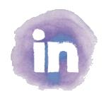 Icone Linkedin - Delphine Couton