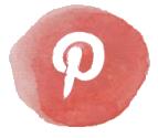 Icone Pinterest - Delphine Couton