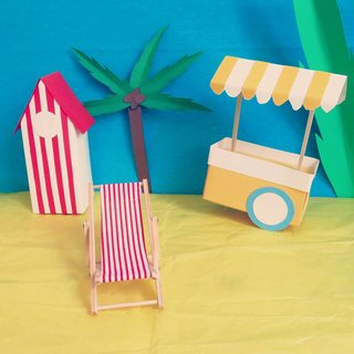 Paper Beach