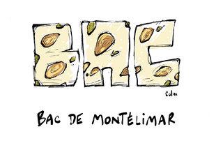 Bac de Montélimar