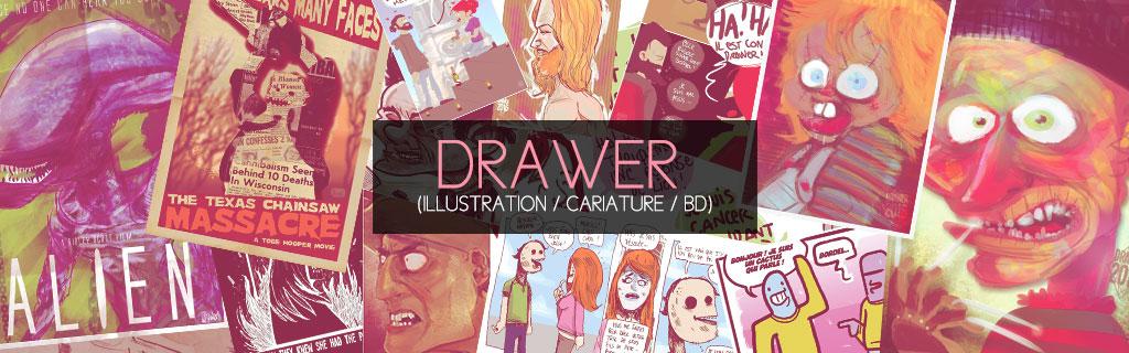 Drawer's book Portfolio :