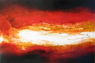 No/15 Acrylique et vernis - format 120 x 80 cm