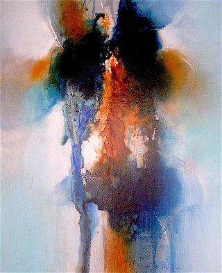 N° 36 / Acrylique et vernis - Format 73 x 60 cm