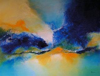 N°/33 Acrylique et vernis - 92 x 73 cm