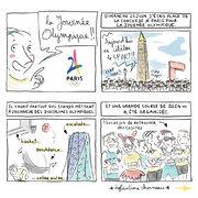 Paris 2024 - Journée Olympique