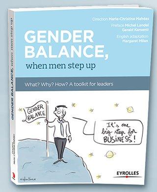 """Gender Balance, when men step up."""