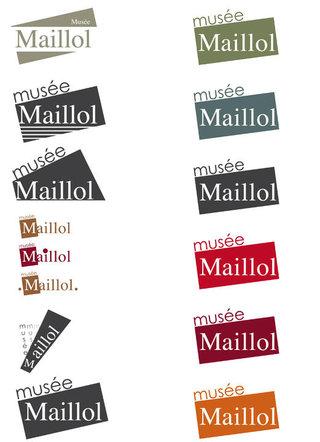 logo musée maillol