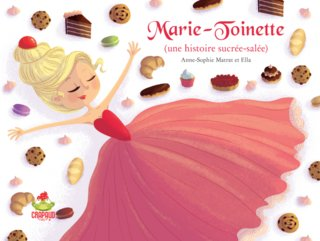 couverture Marie-Toinette