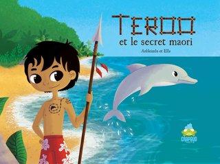 Couverture Teroo et le secret Maori