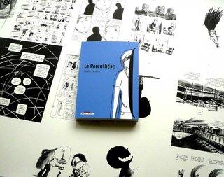 La Parenthèse Collection Encrages Delcourt