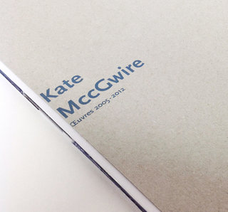 Kate Mcc Gwire - ‰dition