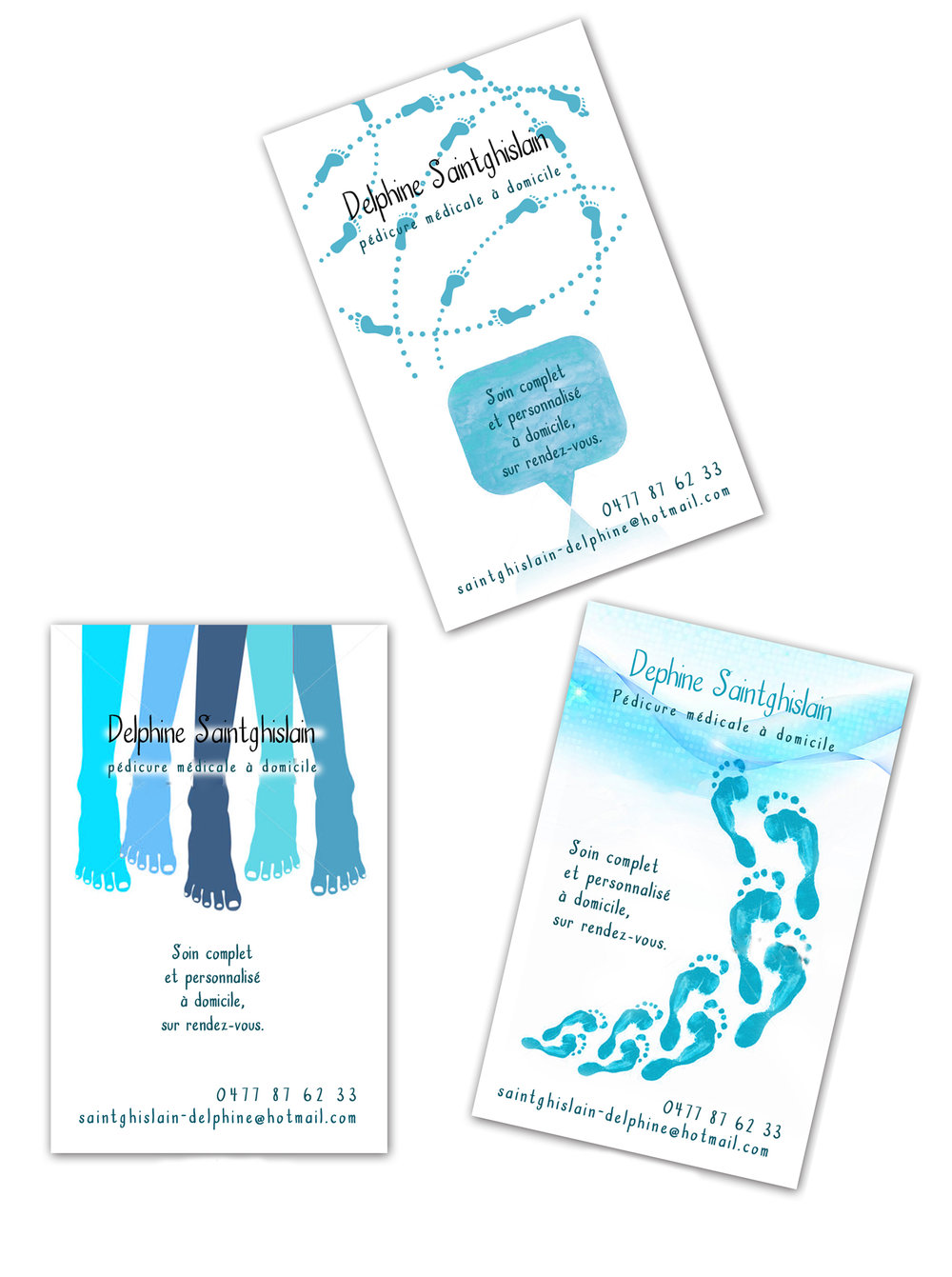Graphicaholic Portfolio Cartes De Visite