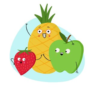 Fruits besties