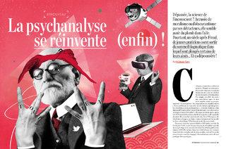 La psychanalyse se réinvente (enfin!)